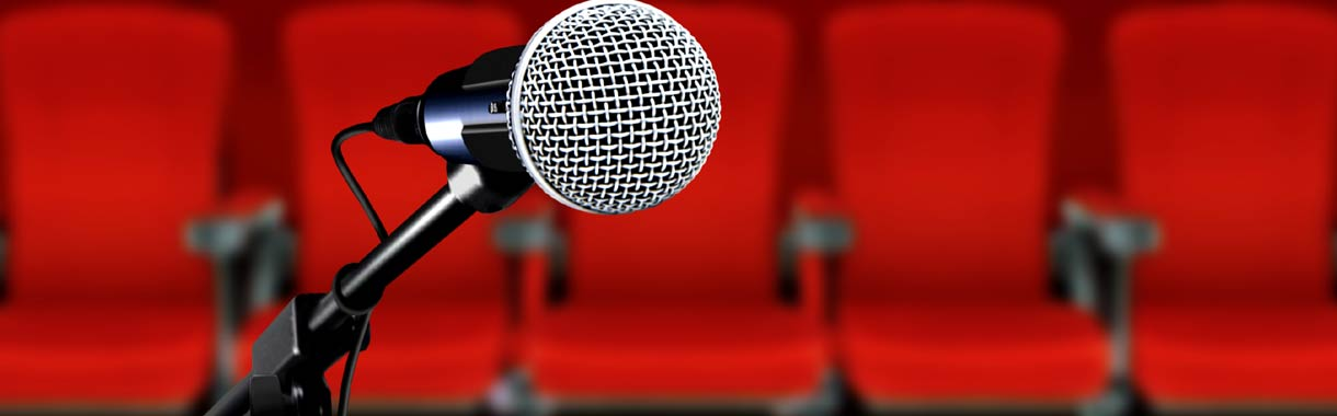 audio visual equipment microphone hire