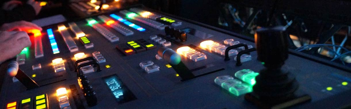 Live stream vision mixer