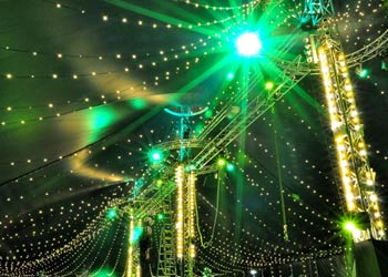 lighting for graduation ceremonies