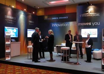 exhibition av plasma screen hire
