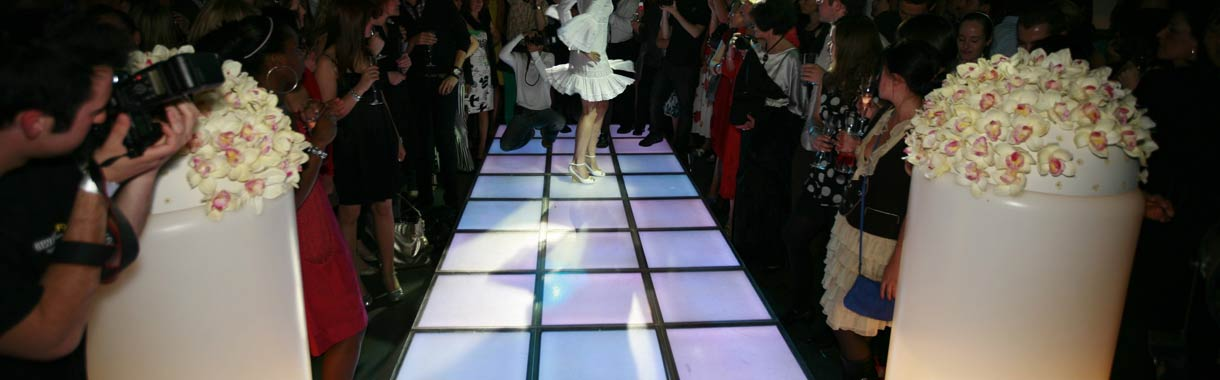 fashion show catwalk design