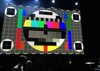 led screen for film screenings