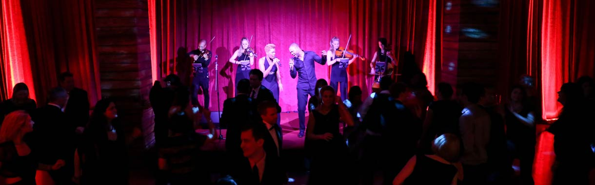 live music event bloomsbury ballroom