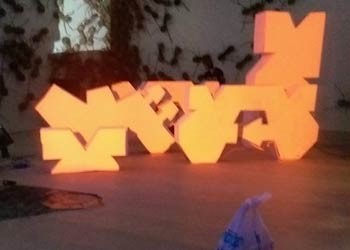 projection mapping product launch