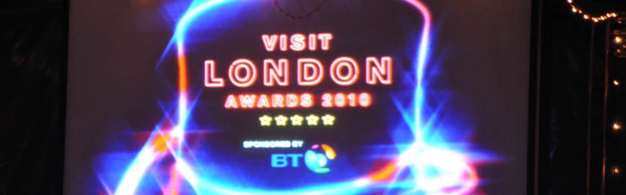 awards night london bigtop