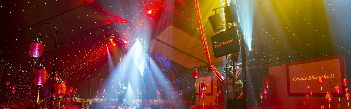 Lighting & Effects London Venue