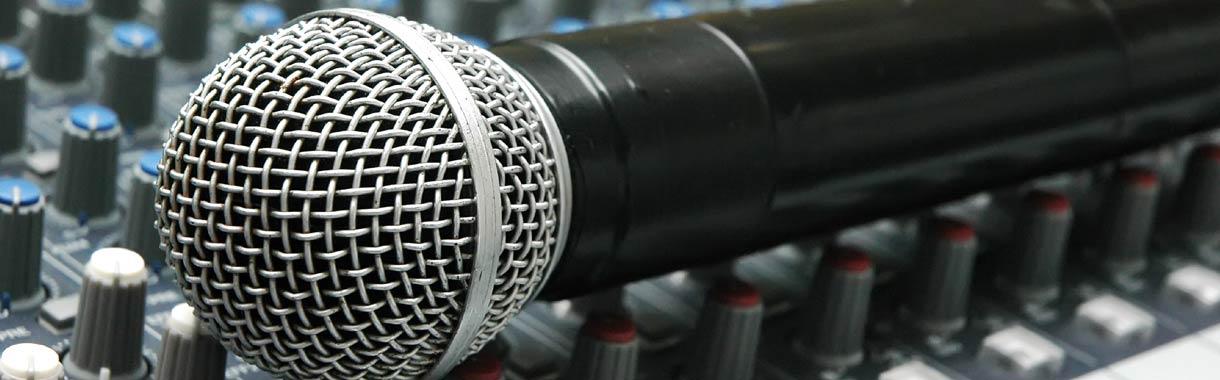AV Equipment Sound System