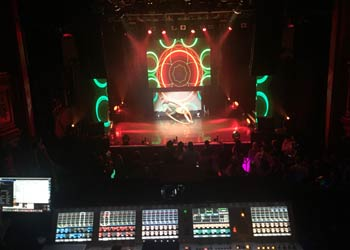 sound systems mixing desk