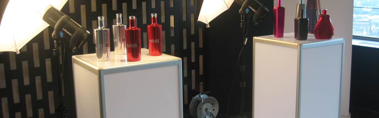 product launch perfume