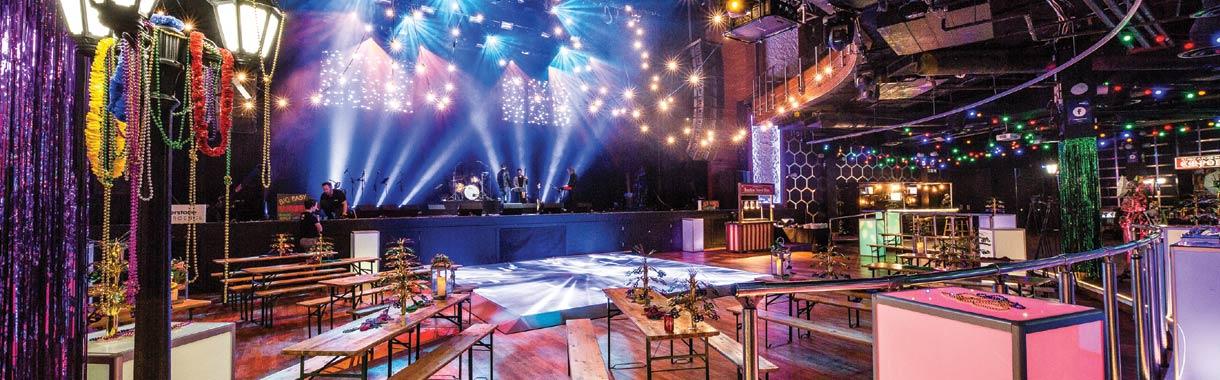 London_O2_LED_furniture_hire